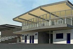 McMahon Pavilion Sunbury