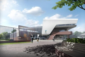 Junction Oval South Melbourne - Victorian Cricket & Community Centre Redevelopment