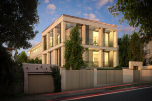 Copelen 9 South Yarra - Demaine Partnership