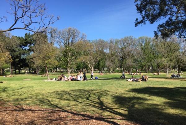 Liveable communities - desirable parks