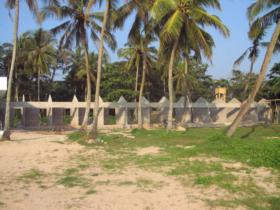 20. Construction begins on ocean edge market style trading shops