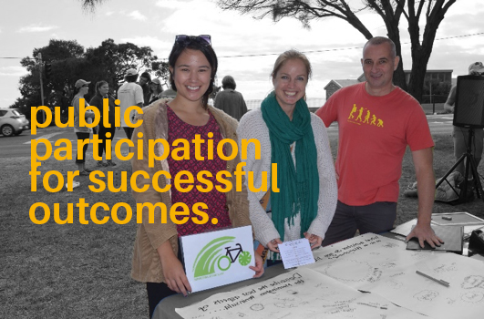 public participation for successful outcomes