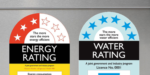 Energy and water rating