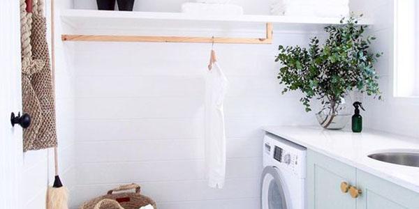 Robe rail drying rack